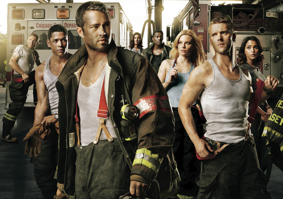 Chicago Fire 4x07 Vose Ya Disponible