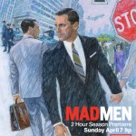 Las claves del póster de la sexta temporada de Mad Men