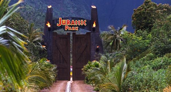 Parque Jurásico La Vida Se Abre Camino Fuertecito Cine Y Tv