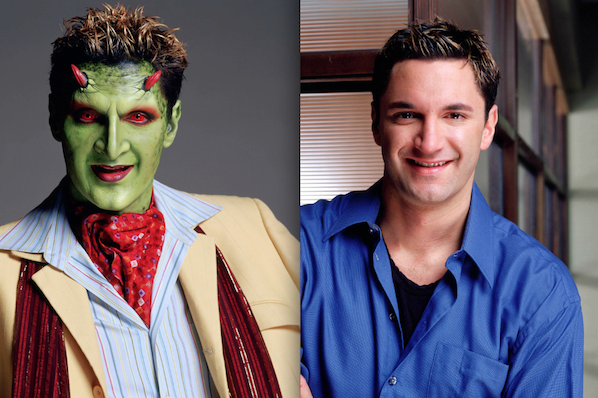 Andy Hallett Lorne