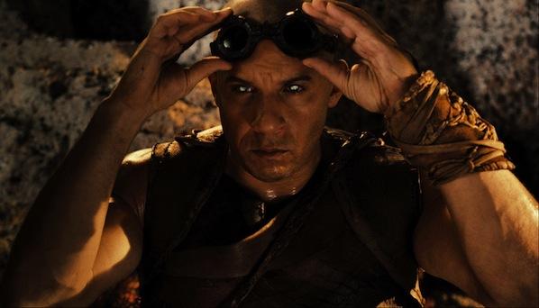 Vin Diesel Riddick 2013