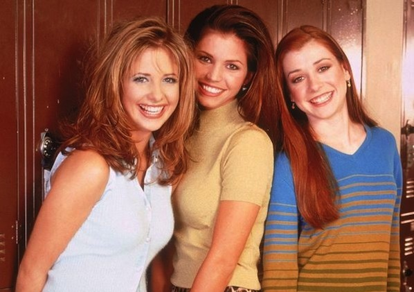 buffy girls