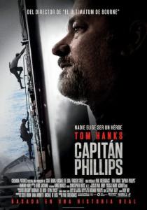 Capitán Phillips póster español