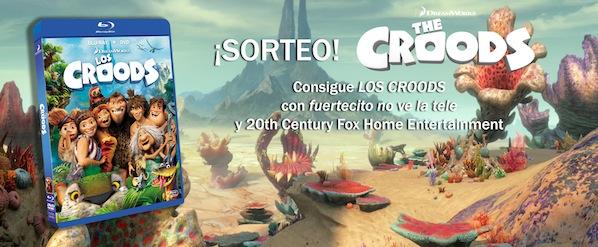 Sorteo Croods