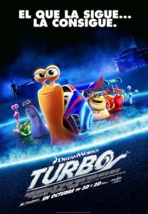 Turbo póster español