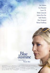 Blue Jasmine póster español