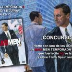 ¡CONCURSO! Consigue la sexta temporada de MAD MEN en DVD