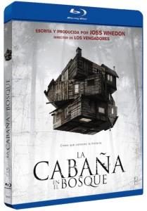 La cabaña en el bosque Blu ray España