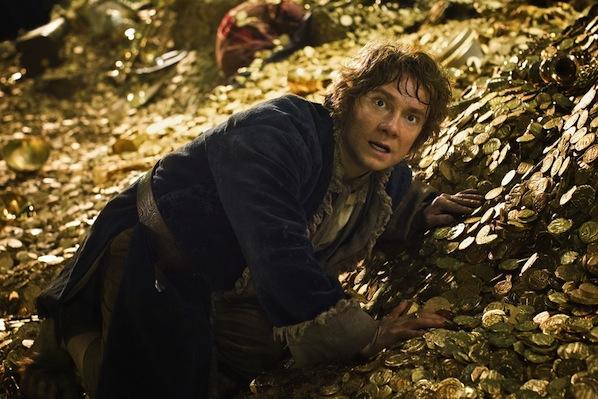 La desolación de Smaug Bilbo