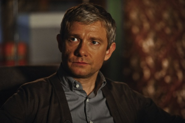 John Watson His Last Vow Martin Freeman
