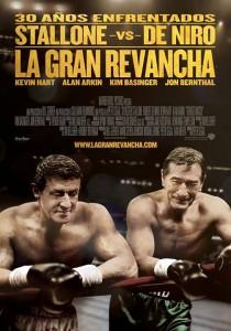 La gran revancha cartel español