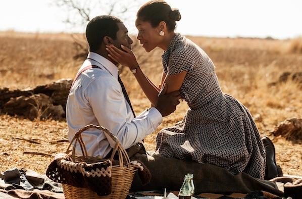 Mandela Idris Elba Naomie Harris