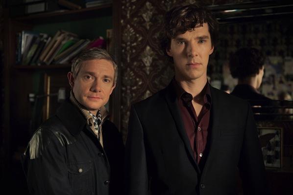 Sherlock 3x01