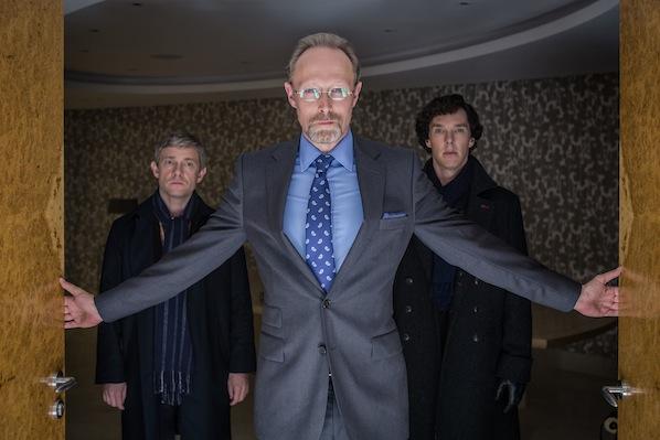 Sherlock 3x03 His Last Vow
