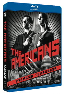 The Americans Blu ray
