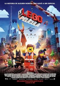 La Lego Película Póster Español