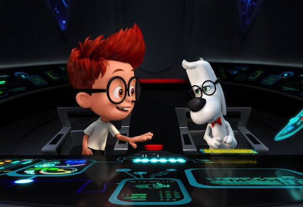 Peabody y Sherman