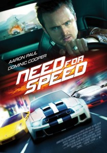 Need for Speed cartel español