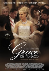 Grace de Mónaco cartel español