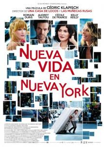 Nueva vida en Nueva York cartel