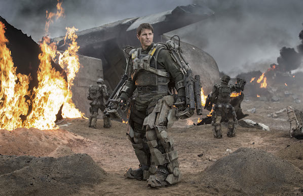 Al filo del mañana Tom Cruise