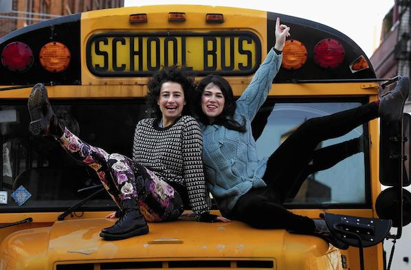 Broad City School Bus