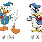 El Pato Donald cumple hoy 80 años