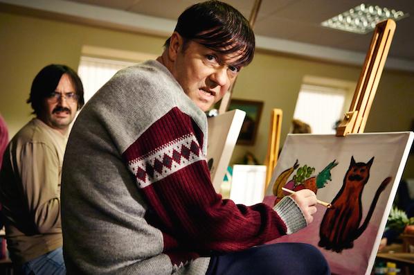 Ricky Gervais Derek