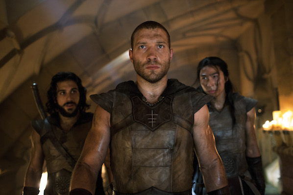 Yo Frankenstein Jai Courtney