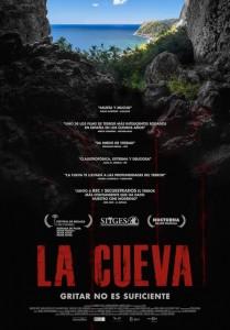 La cueva póster