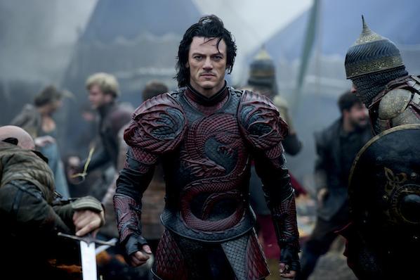 Dracula Luke Evans La leyenda jamás contada