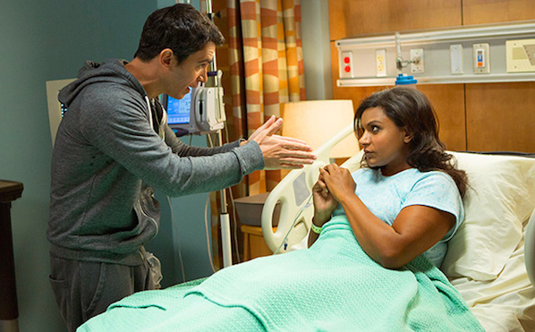 The Mindy Project I Slipped