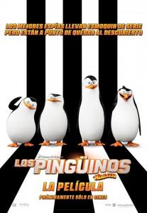 Los Pinguinos de Madagascar_Poster