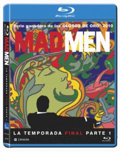 MAD MEN 7 BLU