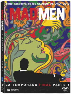 MAD MEN 7 DVD