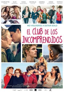 Club de los incomprendidos póster