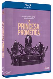 La princesa prometida BD