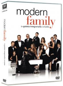 Modern Family T5 DVD