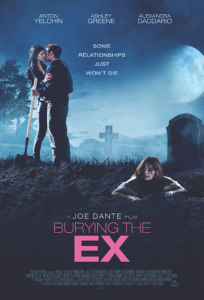 Burying the Ex - Poster 01