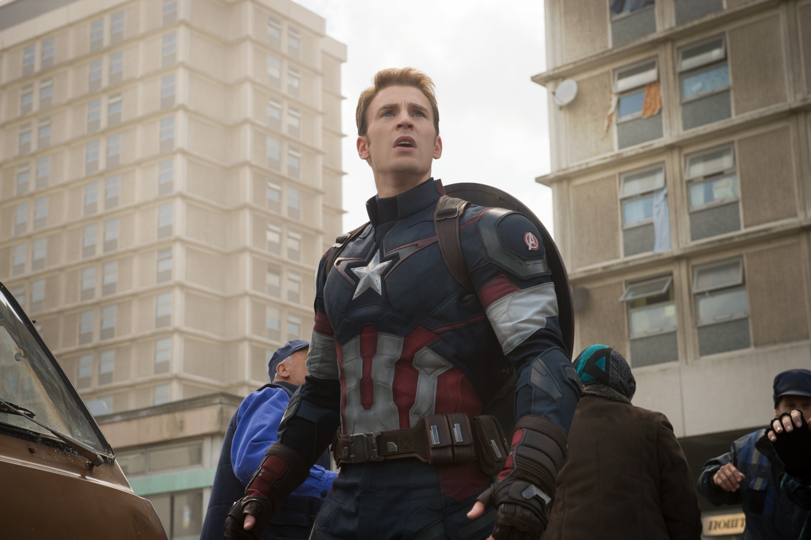 Capitán América AoU