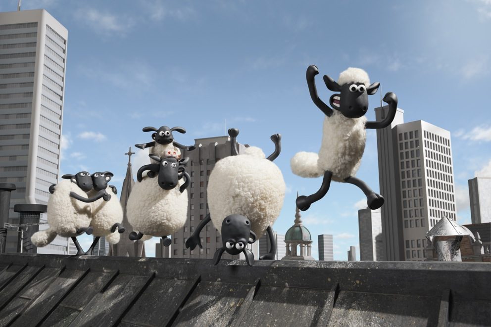 Shaun movie