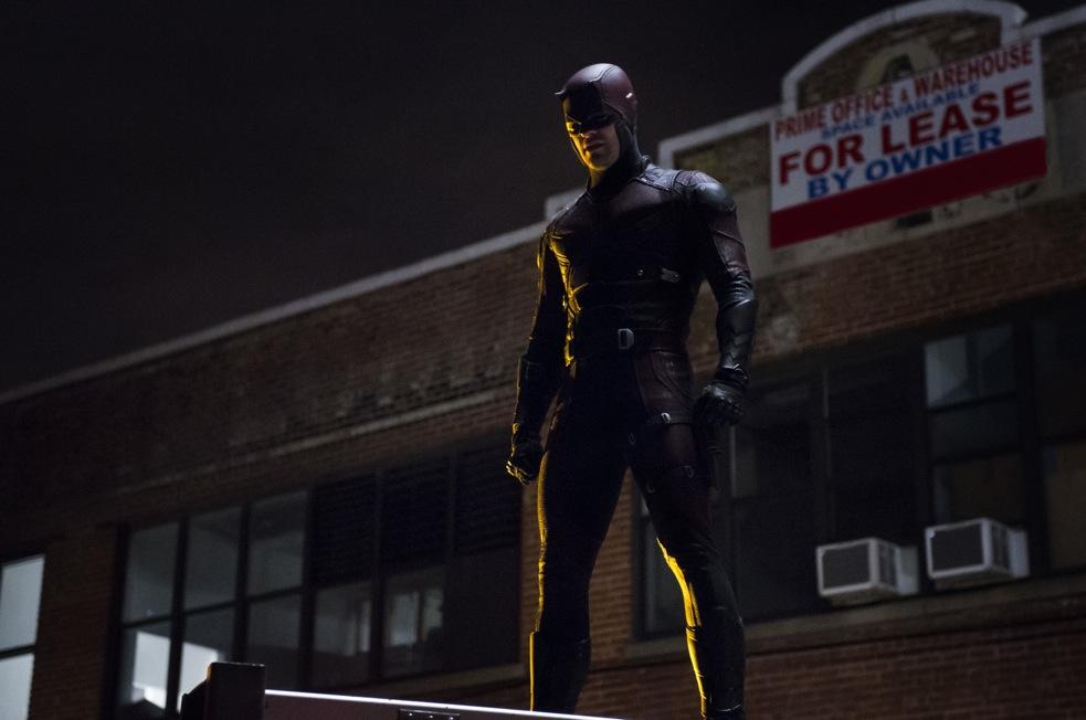 Daredevil traje