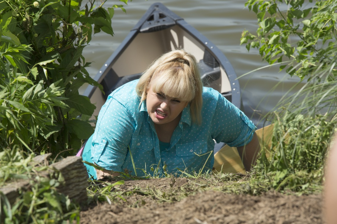 Rebel Wilson Pitch Perfect 2