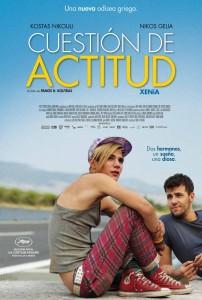 Cuestión de actitud póster