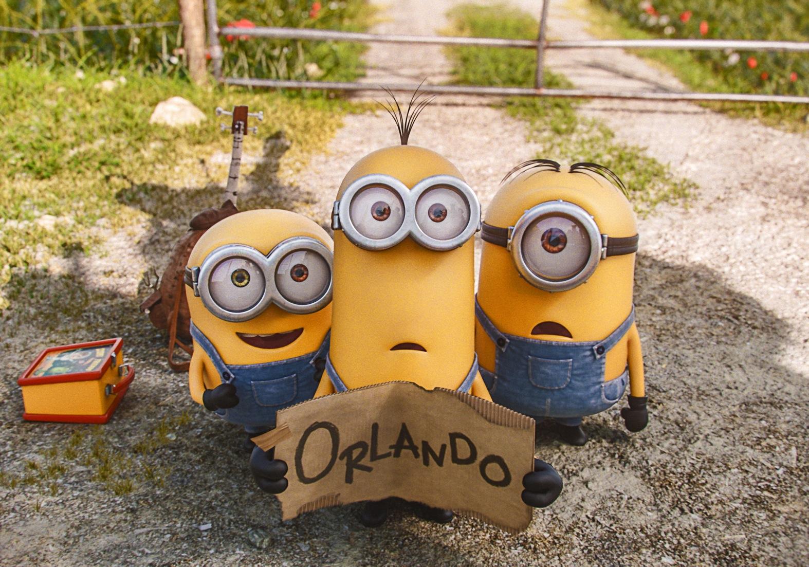 Minions Orlando