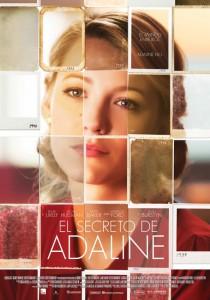 cartel EL SECRETO DE ADALINE