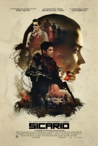 cartel final SICARIO