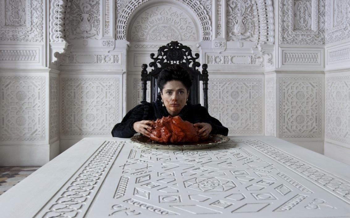 El cuento de los cuentos Salma Hayek
