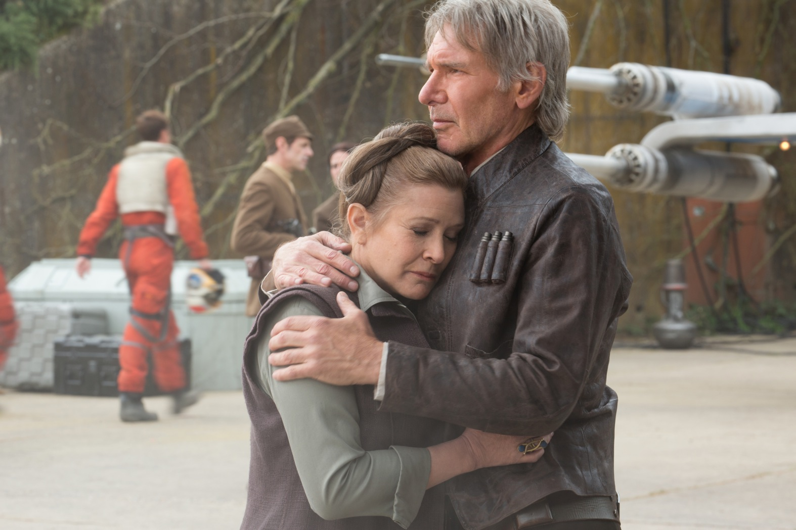 Leia Han Solo
