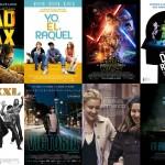 Las 30 mejores películas de 2015 (según fuertecito)